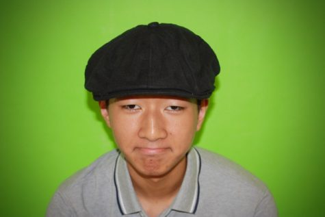 Photo of Kevin Qi