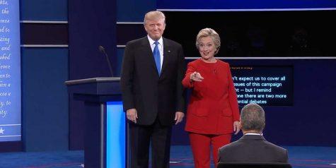 Coverage of Presidential Debate #1