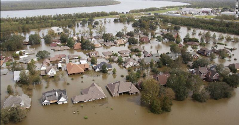 Baton Rouge Flooding from the Perspective of a New Orleans Native