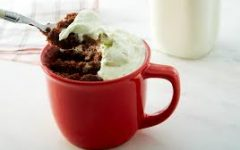 5 Ingredient Nutella Brownie in a Mug