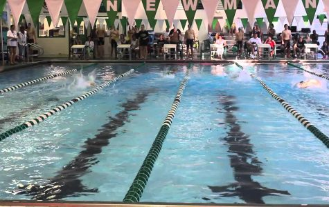 Swimming District Meet