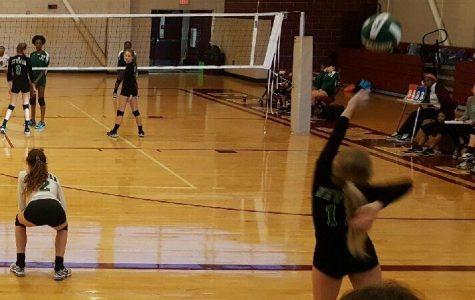 Volleyball: Week 1
