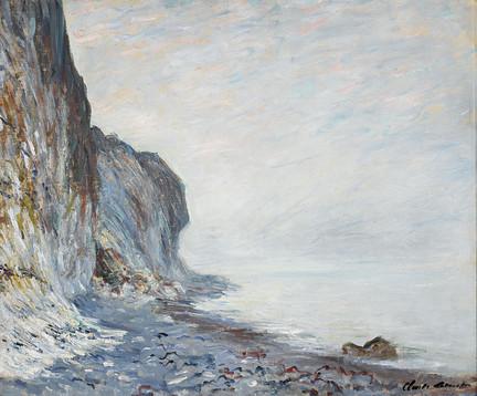 Monet's Falaise