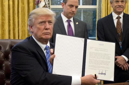 Looking Presidential, Mr. President