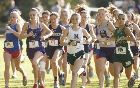 Cross Country: STA Meet