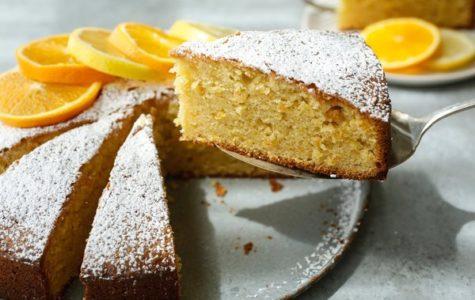 Delicious Almond Cake!