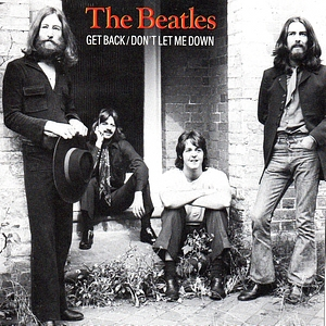 Don't Let Me Down by The Beatles