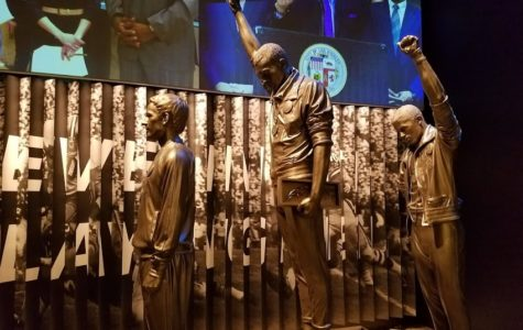 Class of 2021 Attend African American Museum During Freshmen Trip