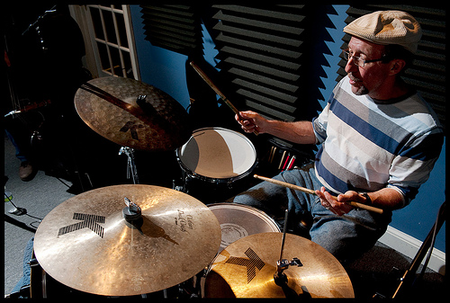 From the Big Top to the Classroom: A Profile of New Orleans Jazz Drummer Ricky Sebastian