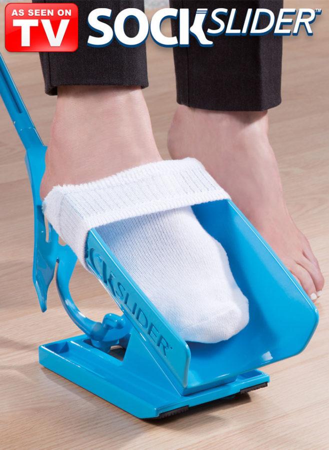 Tabor's Take: The Sock Slider