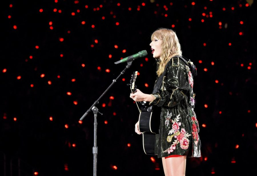 Taylor+Swift%E2%80%99s+Reputation+Tour+Comes+to+the+Superdome