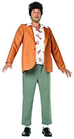 The $38.58 Cosmo Kramer Costume
