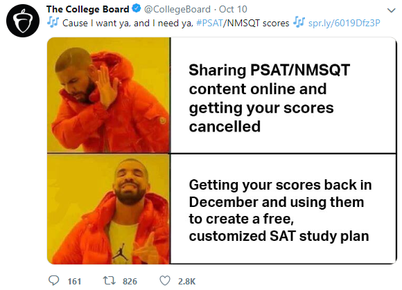 PSA for the PSAT – The Navigator