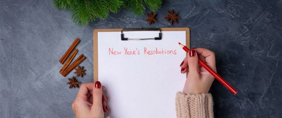 New Year's Resolutions (A Frightful Phenomenon)