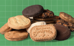 Girl Scout Cookies: Then and Now