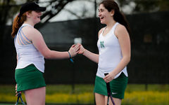 A Look into Girls Tennis