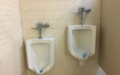 BREAKING NEWS: Lemle Bathroom Urinals Way Too Close Together