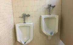 BREAKING NEWS: Lemle Bathroom Urinals Way Too Close Together