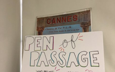 Pen of Passage's Poster from Club Fair