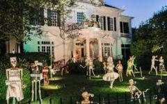The Skeleton House