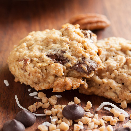 Kitchen Sink Cookie Recipe