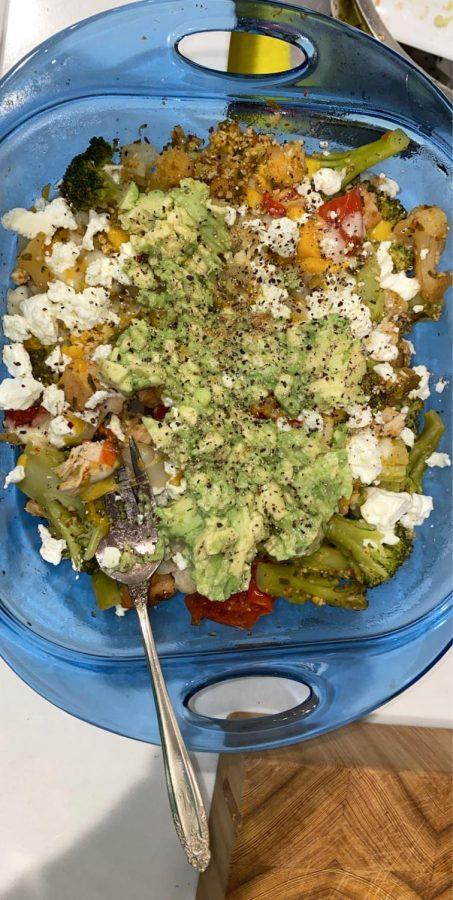 Ross's Keto Friendly Dinner Recipe