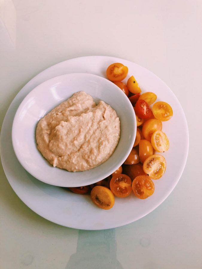 Cooking Under Quarantine: Hummus
