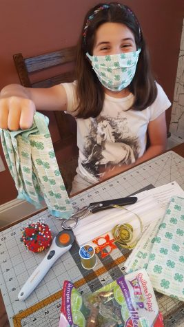 Sewing Masks, Saving Lives