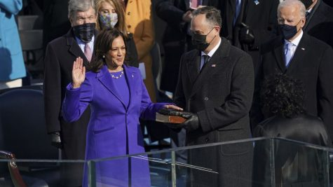 Making History: The Inauguration of the 49th Vice President Kamala Harris