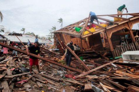 The Devastation Caused By Hurricanes Iota and Eta