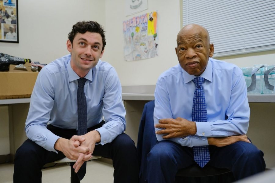 The Legacy of Representative John Lewis Lives On In Georgia's Two New Senators