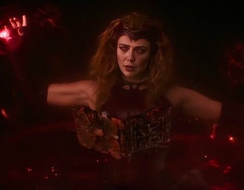 Finally, The Scarlet Witch Rises